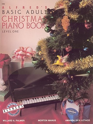 Image for Alfred's Basic Adult Course Christmas, Bk 1 (Alfred's Basic Adult Piano Course)
