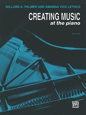 Creating Music at the Piano Lesson Book, Lethco, Amanda Vick, Palmer, Willard A.