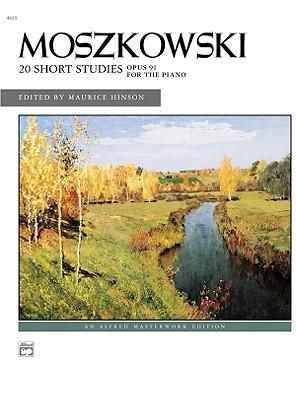 Moszkowski -- 20 Short Studies, Op. 91 (Alfred Masterwork Edition)
