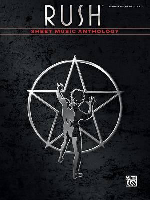 Image for Rush -- Sheet Music Anthology: Piano/Vocal/Guitar