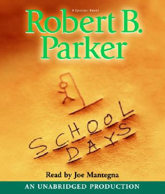 Image for School Days (Spenser Novels)