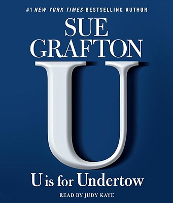Image for U Is For Undertow (Kinsey Millhone Mystery) - Audio Book