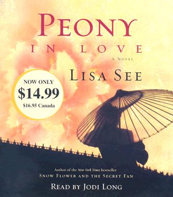 Image for Peony in Love: A Novel