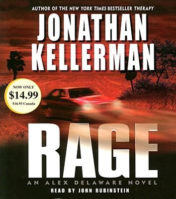 Image for RAGE 5 CD'S READ BY JOHN RUBINSTEIN