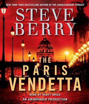 Image for The Paris Vendetta: A Novel (Cotton Malone)