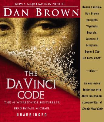 """The Da Vinci Code, """"Brown, Dan"""""""