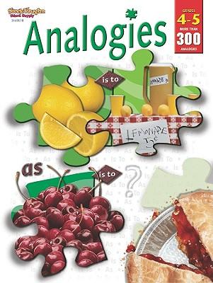 Image for Analogies: Reproducible Grades 4-5