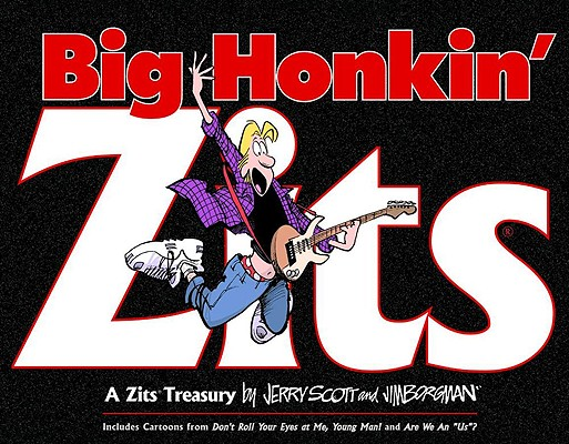 Image for Big Honkin' Zits: A Zits Treasury (Volume 6)