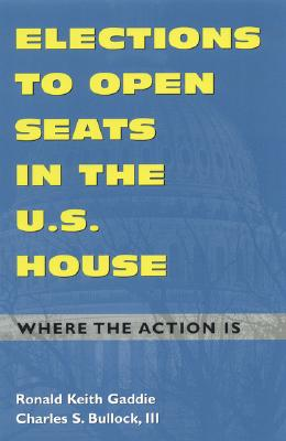 Image for Elections to Open Seats in the U.S. House