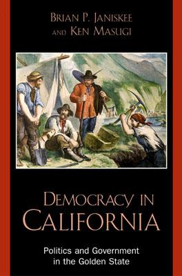 Image for Democracy in California: Politics and Government in the Golden State
