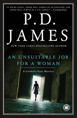 Unsuitable Job for a Woman, P. D. JAMES