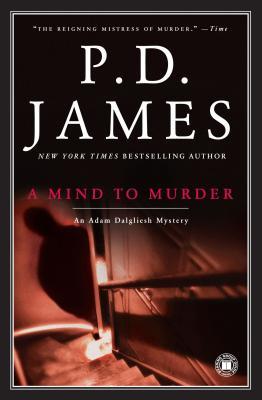Mind to Murder, P. D. JAMES