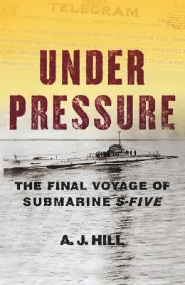 Image for Under Pressure: The Final Voyage of Submarine S-Five