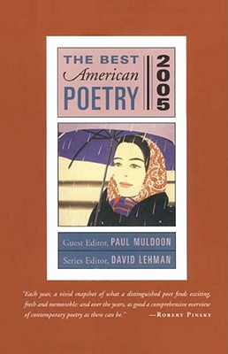 Image for The Best American Poetry 2005