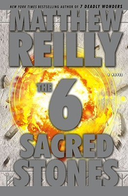 The 6 Sacred Stones, Reilly, Matthew