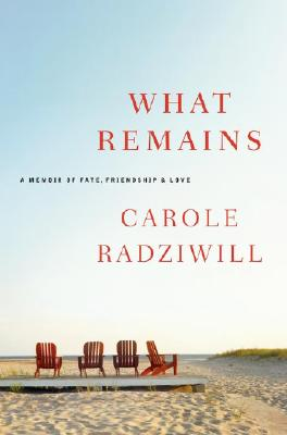 Image for What Remains: A Memoir of Fate, Friendship, and Love