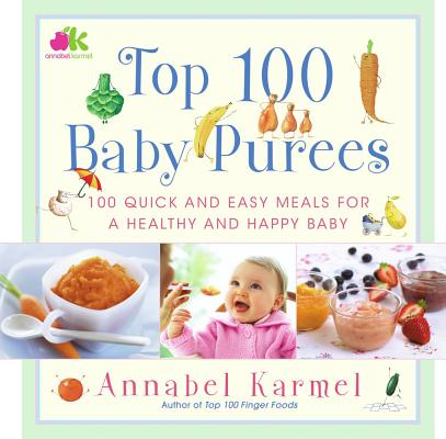 Image for Top 100 Baby Purees