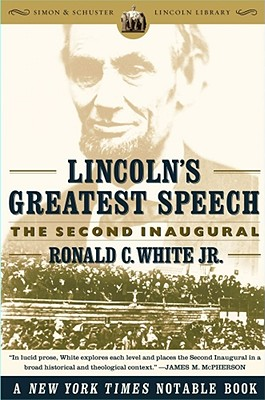 Image for Lincoln's Greatest Speech: The Second Inaugural (Simon & Schuster Lincoln Library)