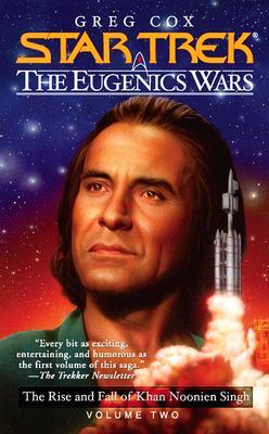 Image for RISE & FALL OF KHAN NOONIEN SINGH - STAR TREK EUGENICS WARS VOLUME TWO