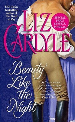 Beauty Like The Night (Sonnet Books), Liz Carlyle
