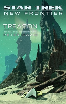 Image for Star Trek: New Frontier: Treason