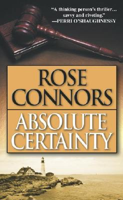 Image for Absolute Certainty: A Crime Novel