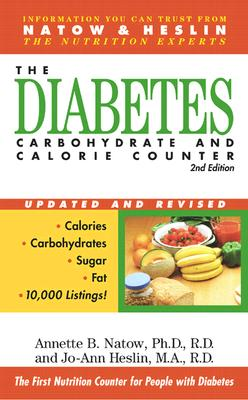 Image for Diabetes, Carbohydrate & Calorie Counter: 2nd Edition (Better Health for 2003)