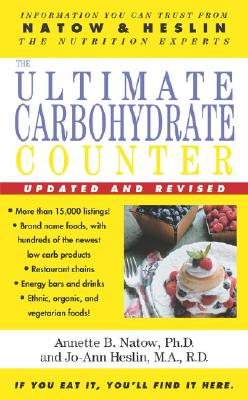 Image for ULTIMATE CARBOHYDRATE COUNER 2
