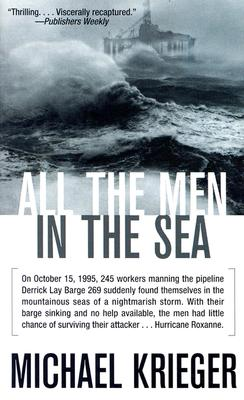 ALL THE MEN IN THE SEA, KRIEGER, MICHAEL