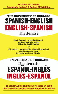 Image for The University of Chicago Spanish Dictionary: Spanish-english, English-spanish (Spanish Edition)