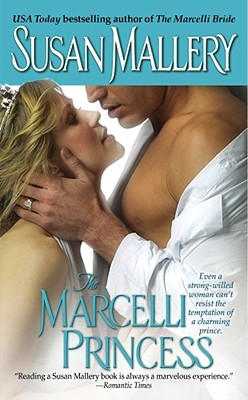 The Marcelli Princess (Marcelli Sisters), SUSAN MALLERY