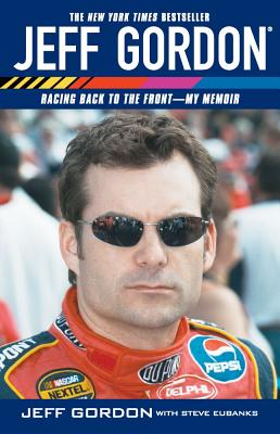 Image for JEFF GORDON: RACING BACK TO THE FRONT