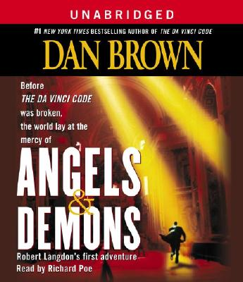 Image for ANGELS & DEMONS UNABRIDGED ON 15 CDS