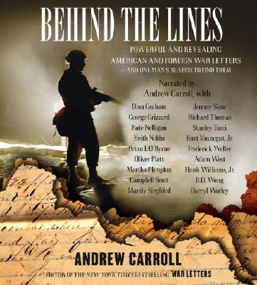 Image for Behind The Lines: Powerful And Revealing American