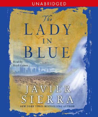 Image for LADY IN BLUE UNABRIDGED ON 9 CDS   READ BY BOYD GAINES