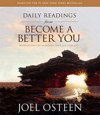 Image for Daily Readings from Become a Better You: Devotions