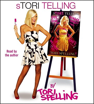 sTORI Telling, Tori Spelling