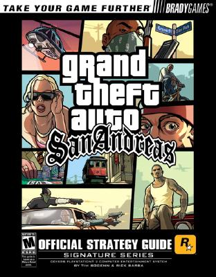 Image for GRAND THEFT AUTO SAN ANDREAS STRATEGY GUIDE
