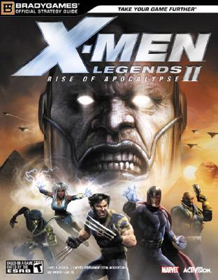 X-MEN LEGENDS II: RISE OF APOCALYPSE, MARVEL