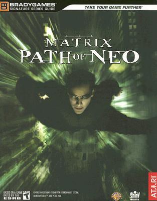 MATRIX: PATH OF NEO, BRADYGAMES