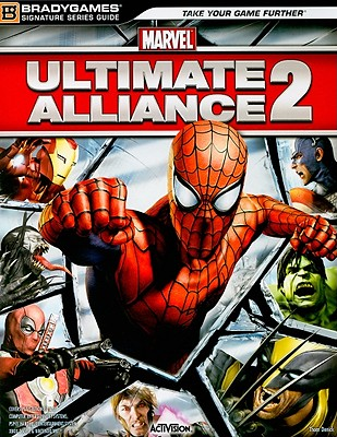 Image for MARVEL ULTIMATE ALLIANCE 2