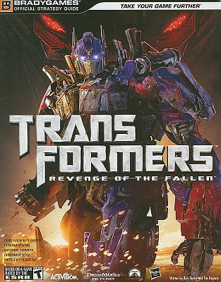 Image for Transformers: Revenge of the Fallen Official Strategy Guide