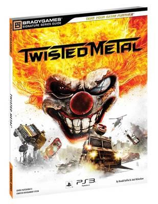 Twisted Metal Signature Series Guide (Signature Series Guides), BradyGames
