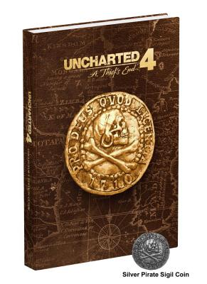 Image for UNCHARTED 4: A THIEF'S END COLLECTOR'S EDITION STRATEGY GUIDE