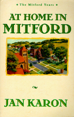 Image for AT HOME IN MITFORD