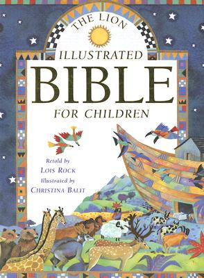 Image for Lion Illustrated Bible for Children