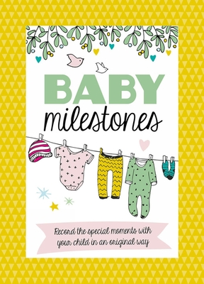 Image for Baby Milestones Cards: Record the Special Moments with Your Child in an Original Way