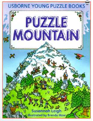 Image for Puzzle Mountain (Usborne Young Puzzle Books)