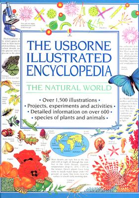 Image for The Natural World (The Usborne Illustrated Encyclopedia)