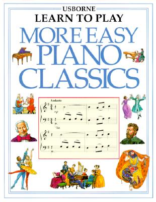 Image for Learn to Play More Easy Piano Classics